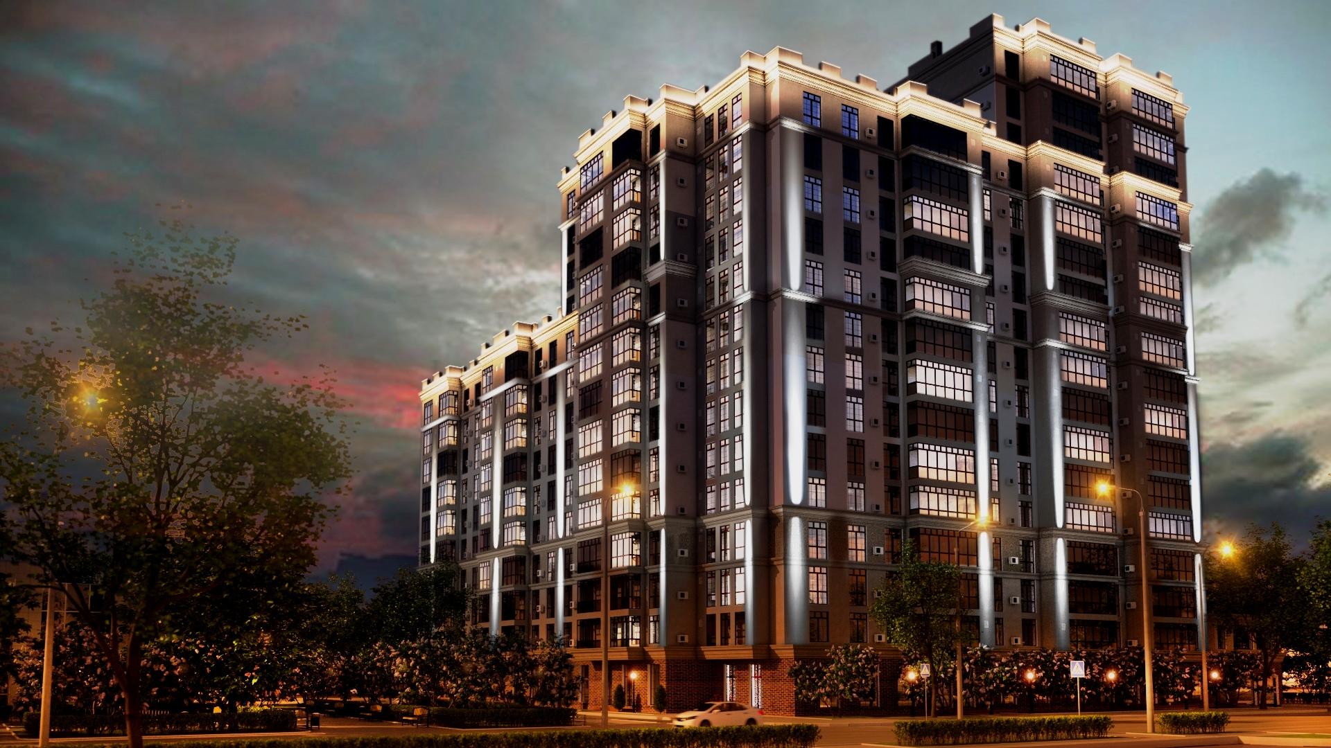 Красивые фасады многоэтажных домов фото артистам, сможете